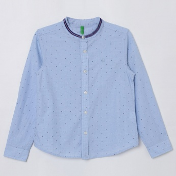 United colors of benetton shirt kids fashion aw18
