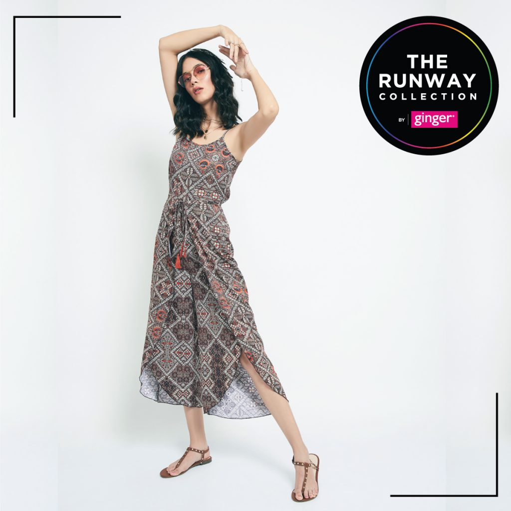 Ginger runway collection women ss19