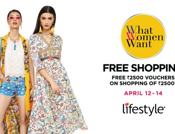 what women want shopping offers ss19