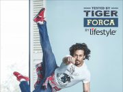 Toger Shroff for Forca by Lifestyle