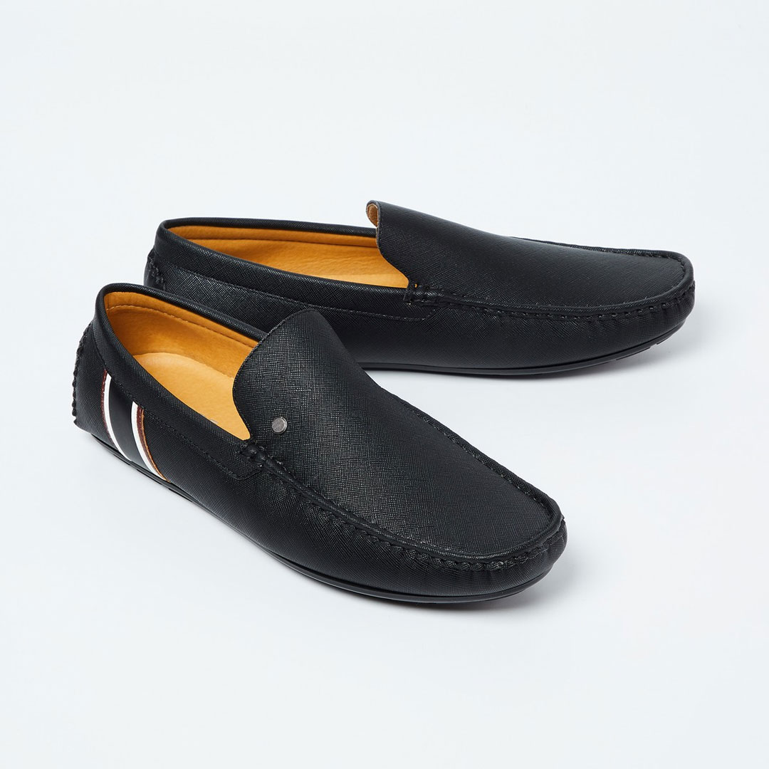 CODE-Textured-Loafers