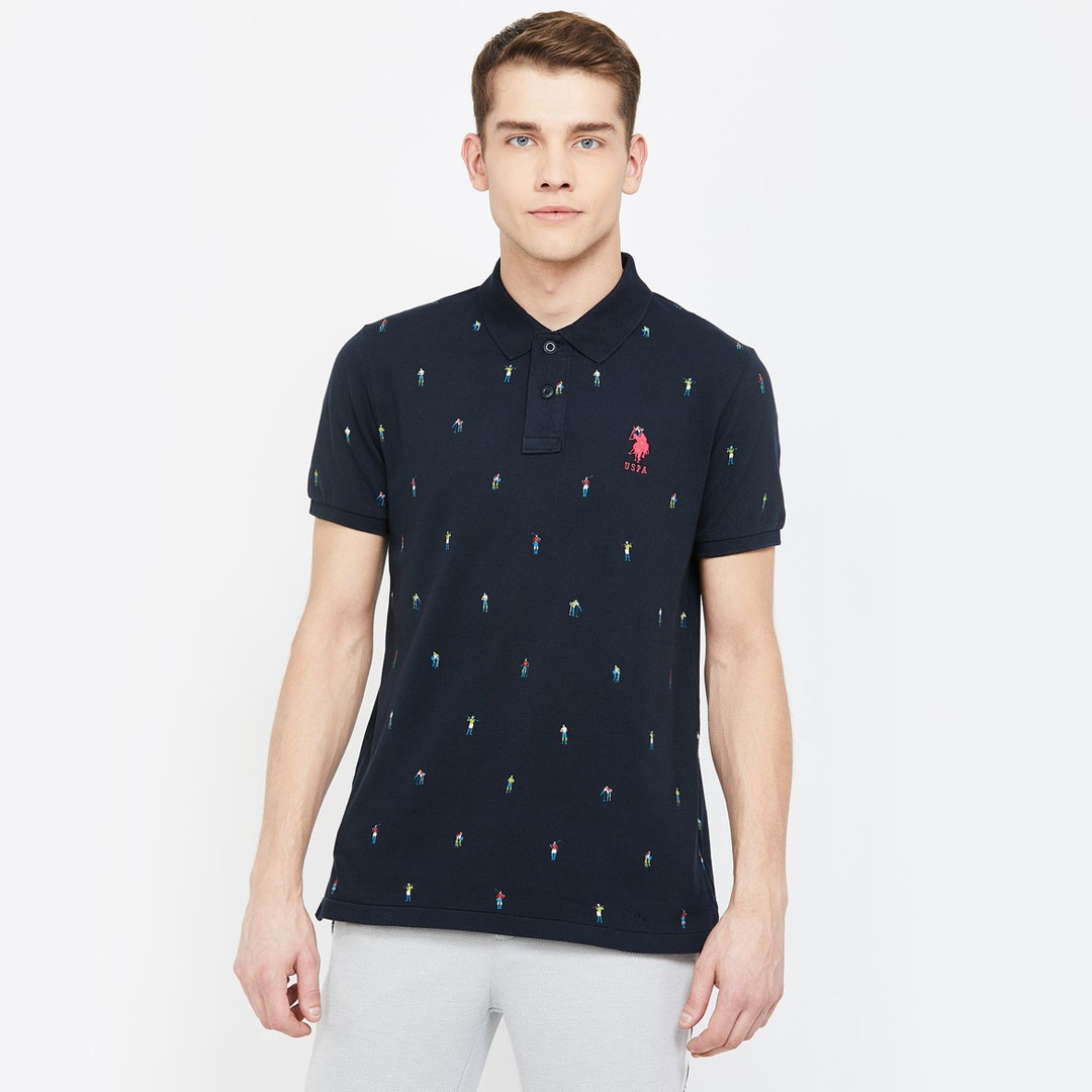 U.S.-POLO-ASSN.-Printed-Regular-Fit-Polo-T-shirt