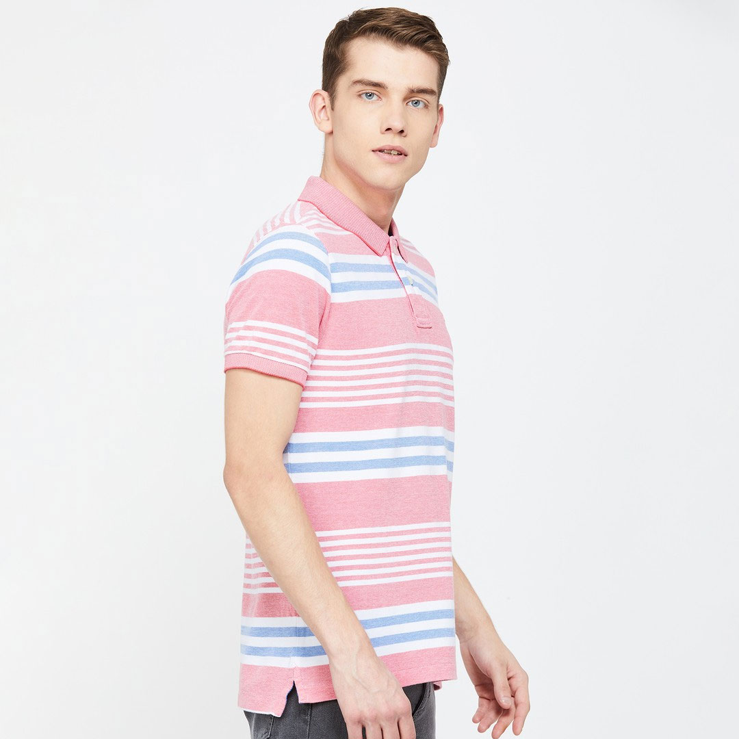 U.S.-POLO-ASSN.-Striped-Regular-Fit-Polo-T-shirt