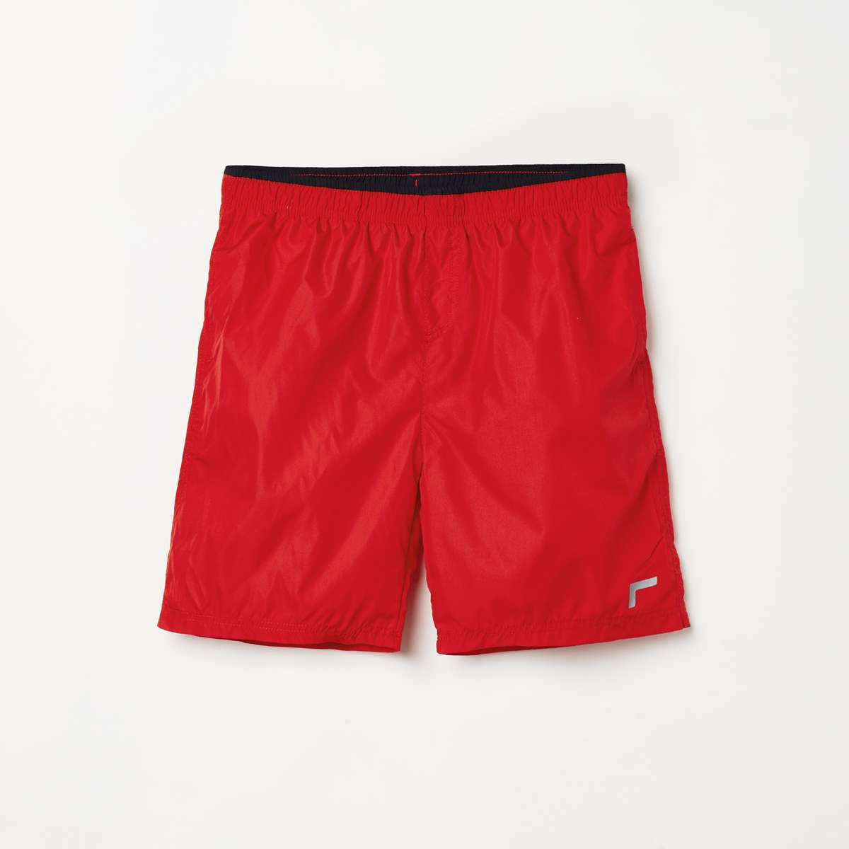 4.FAME ACTIVE Boys Solid Elasticated Woven Shorts