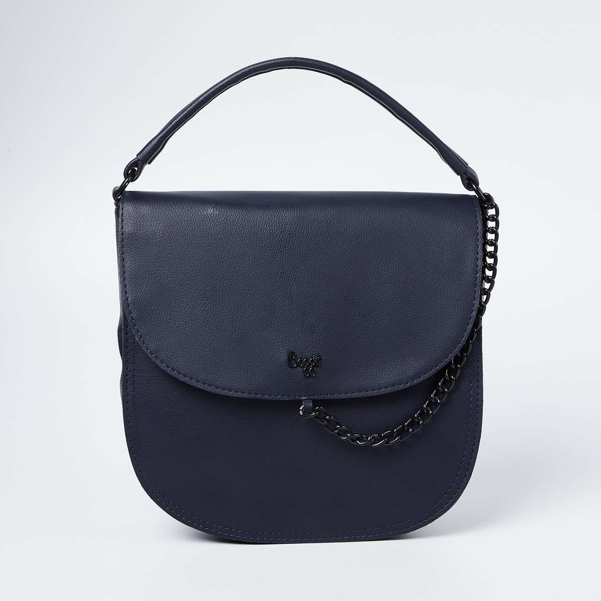 2.BAGGIT Textured Sling Bag with Detachable Strap