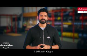 Kappa From Lifestyle - Official activewear partner for TOOFAAN starring Farhan Akhtar!