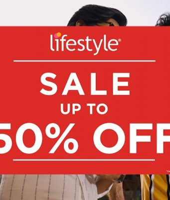 The Lifestyle Sale – Up to 50% Off on the Latest Trends