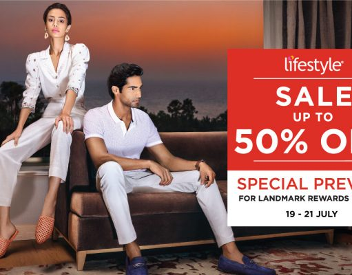 The Lifestyle Special Preview Sale