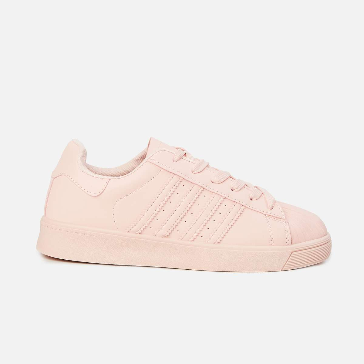 1.GINGER Women Solid Sneakers