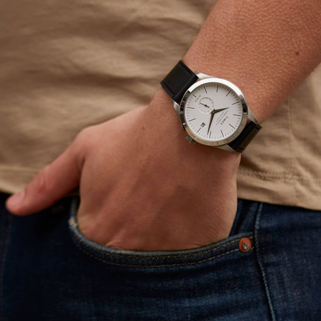 1.latest time pieces like this one from Timex available at Lifestyle.