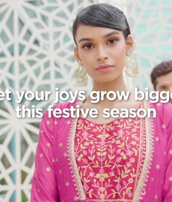 Let Joys get bigger with Lifestyle's New Festive Collection