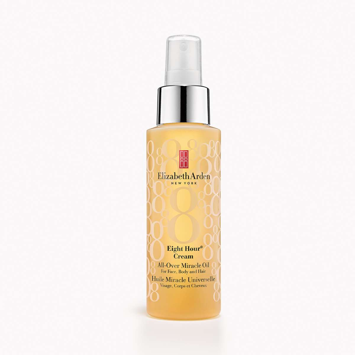 6.ELIZABETH ARDEN Eight Hour Cream All Over Miracle Oil - 100 ml