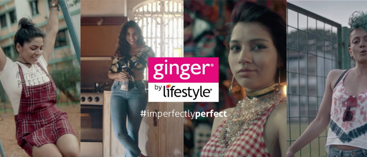 Ginger #ImperfectlyPerfect video