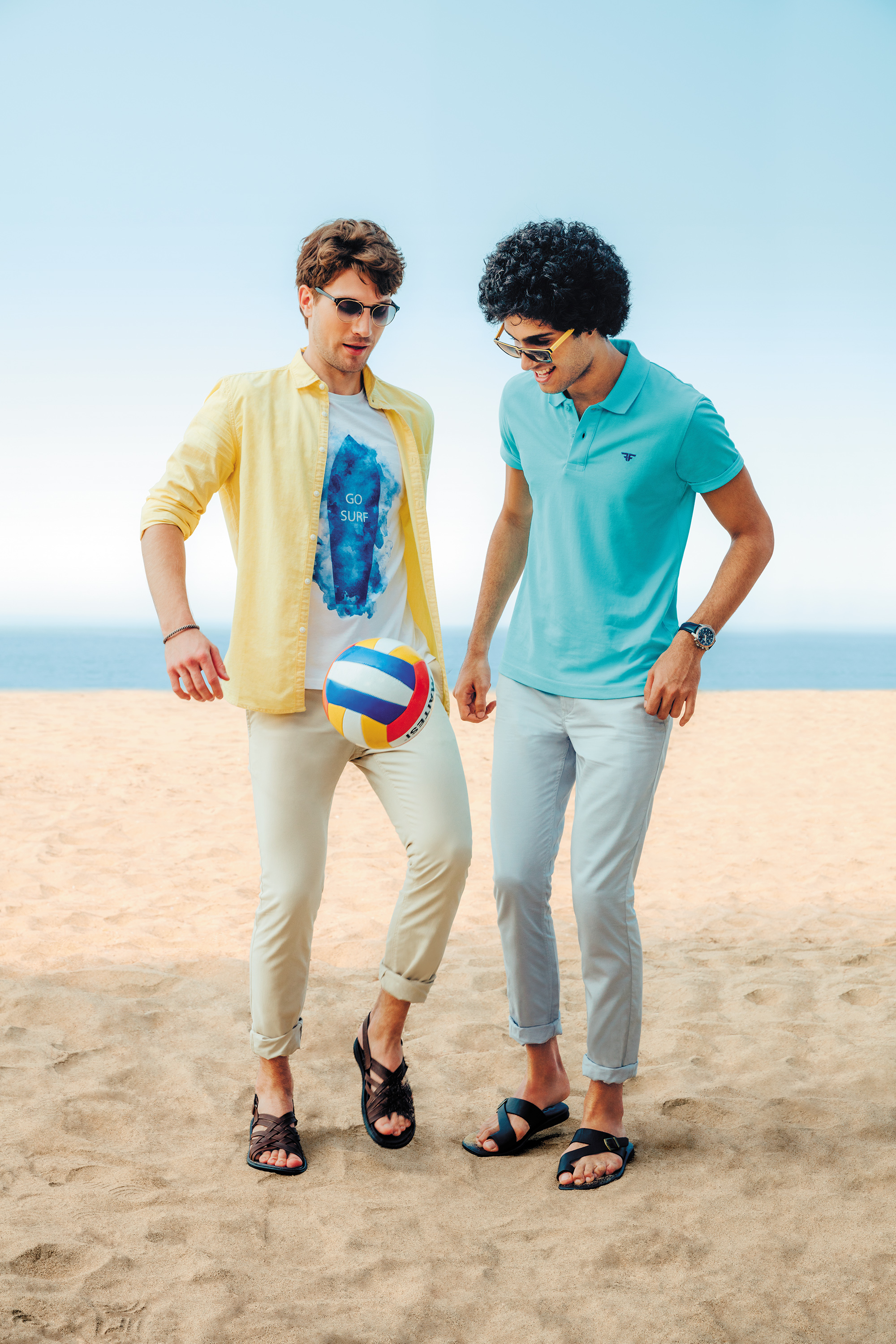 Laid-back Looks For Men To Flaunt On A Summer Beach Holiday | CircleMag
