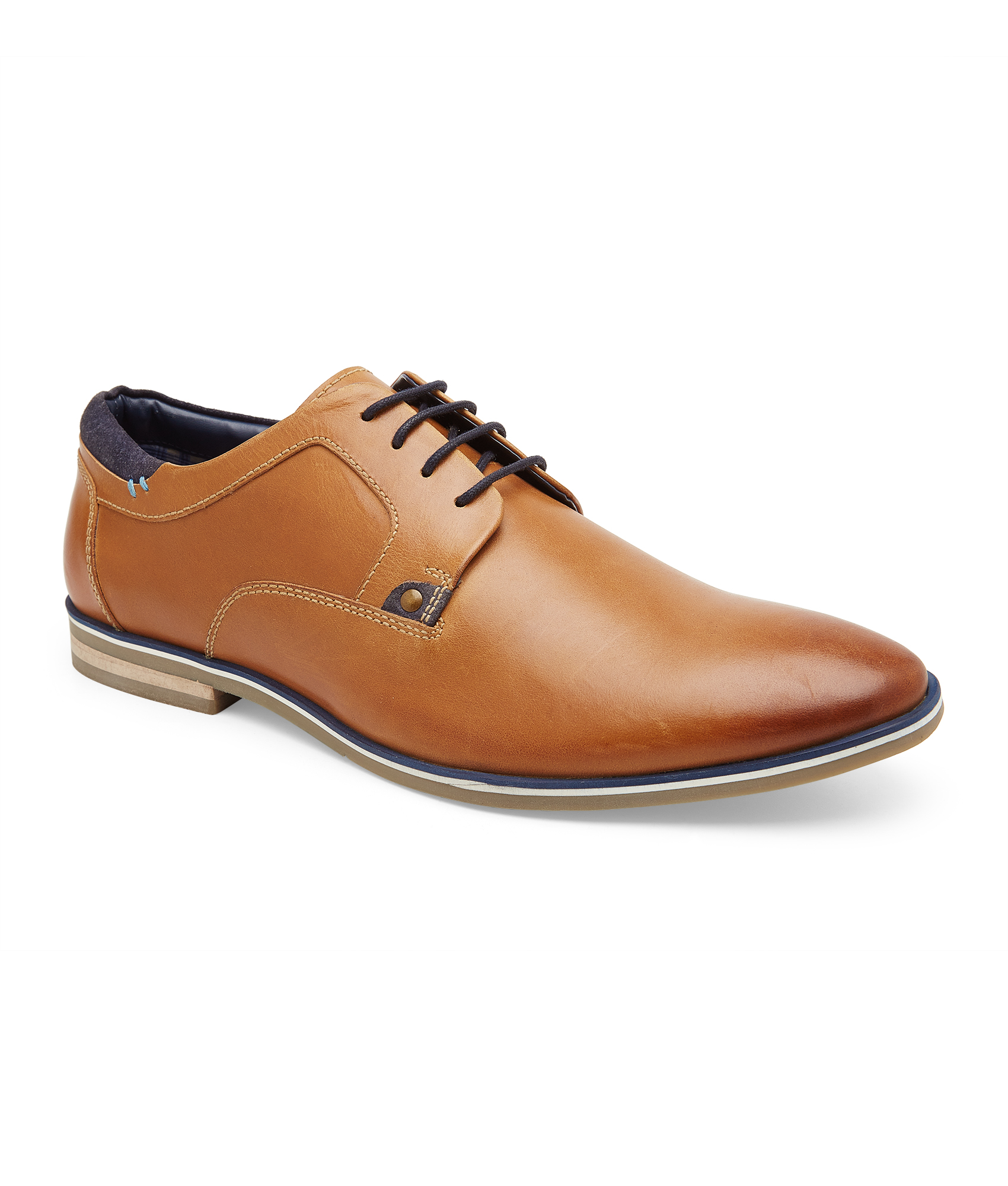 mens brogues tan