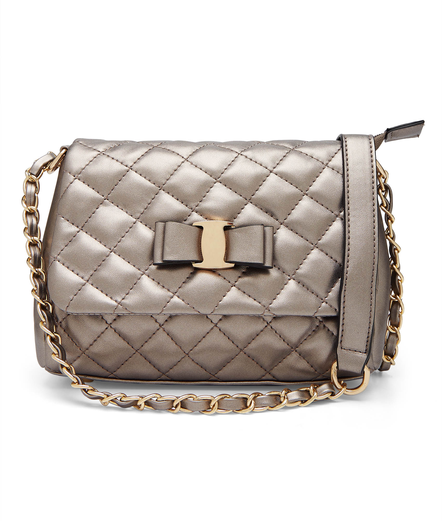 quilted sling bag for women