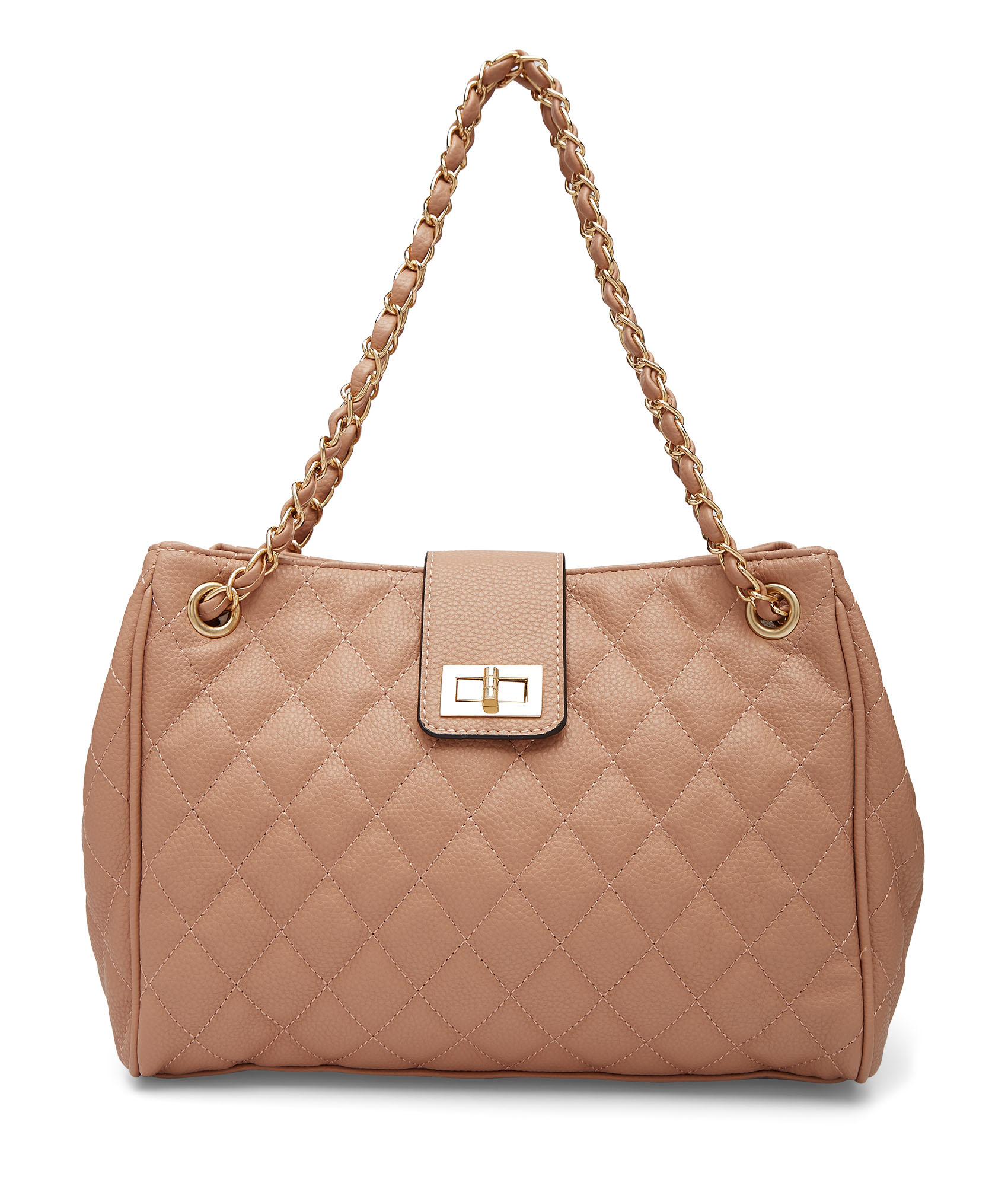 formal quilted bag for women
