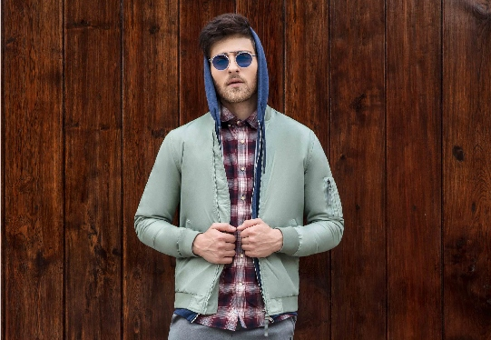 men's winterwear outfits sale