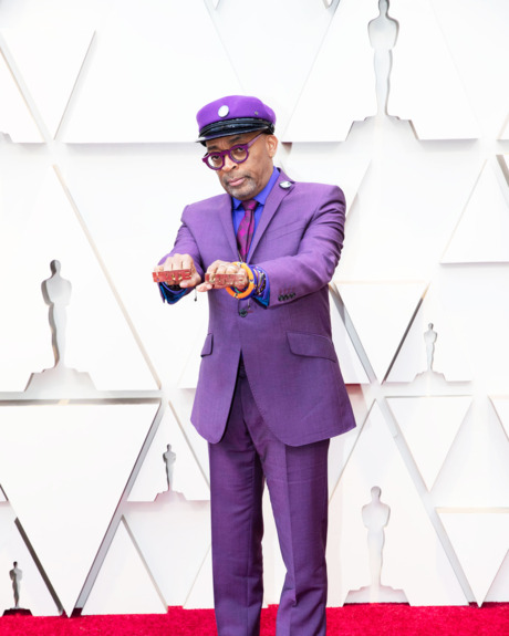 Spike Lee-Oscars-red carpet-style-2019