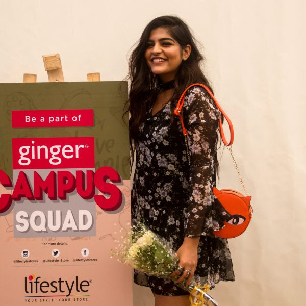 kritika-khurana-at-launch-of-ginger-campus-squad-blogger-edition