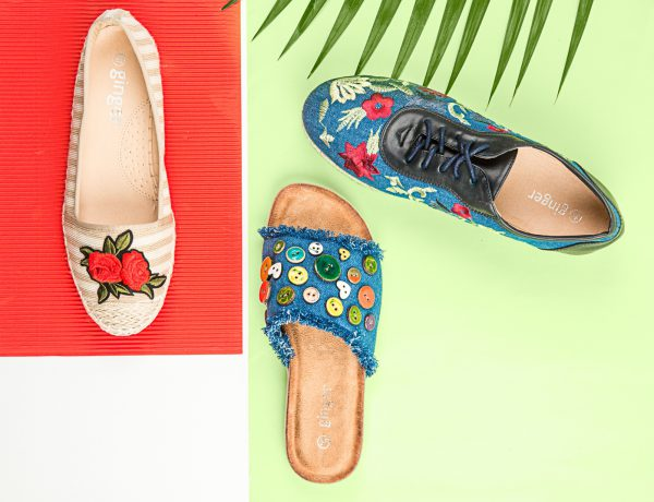 Patch shoes trend AW 17