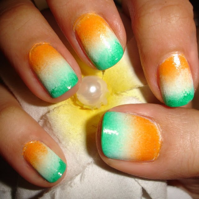 Easy Nail-Art Styles To Flaunt This Republic Day | CircleMag