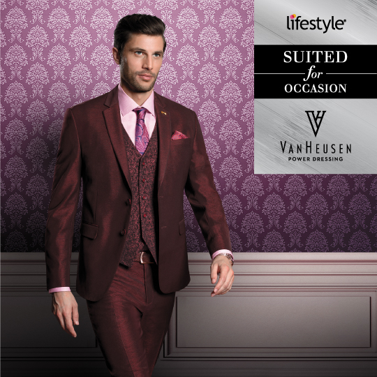 This Wedding Season Get Your Suit Swag On