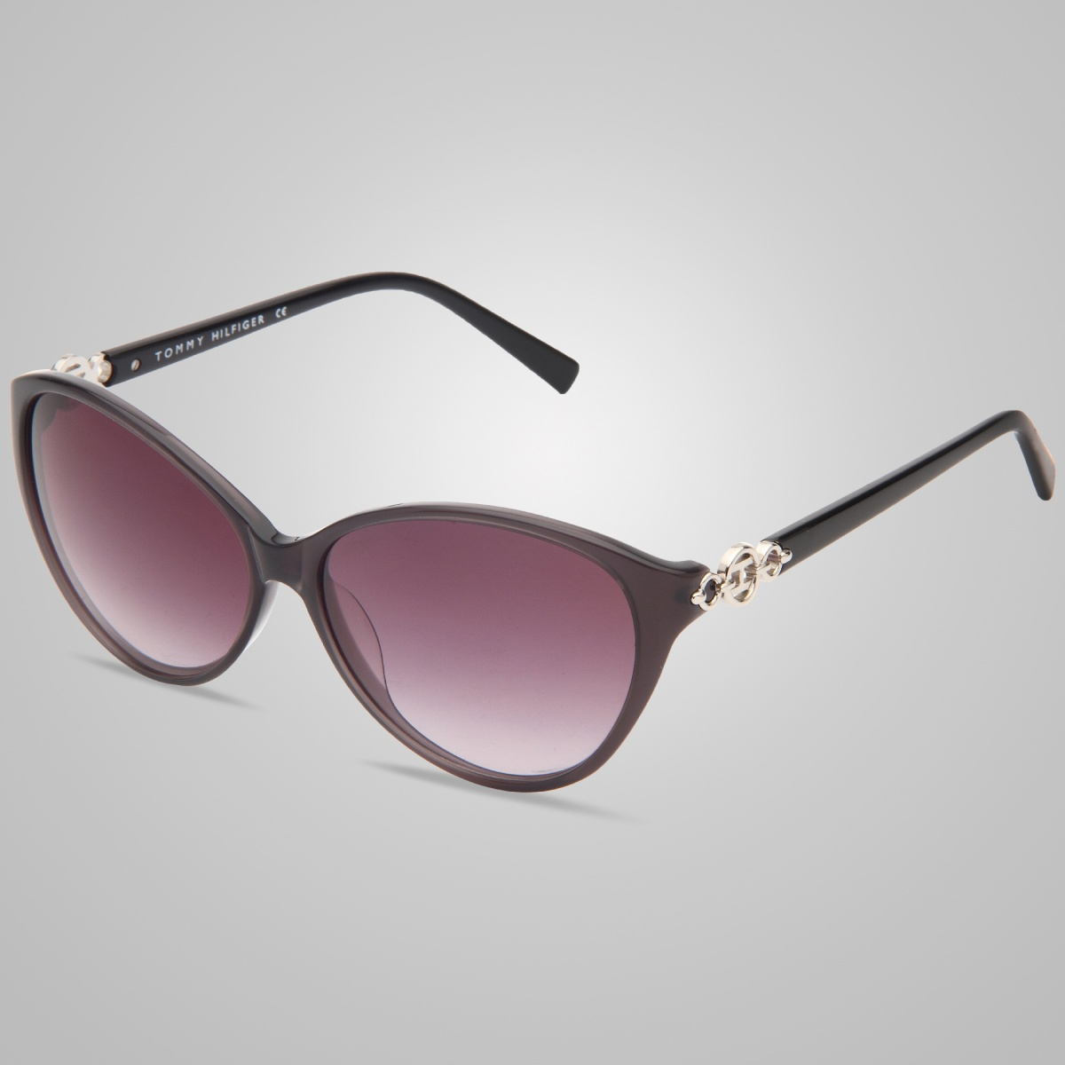 TOMMY HILFIGER Cat Eye Sunglasses Women - travel shades