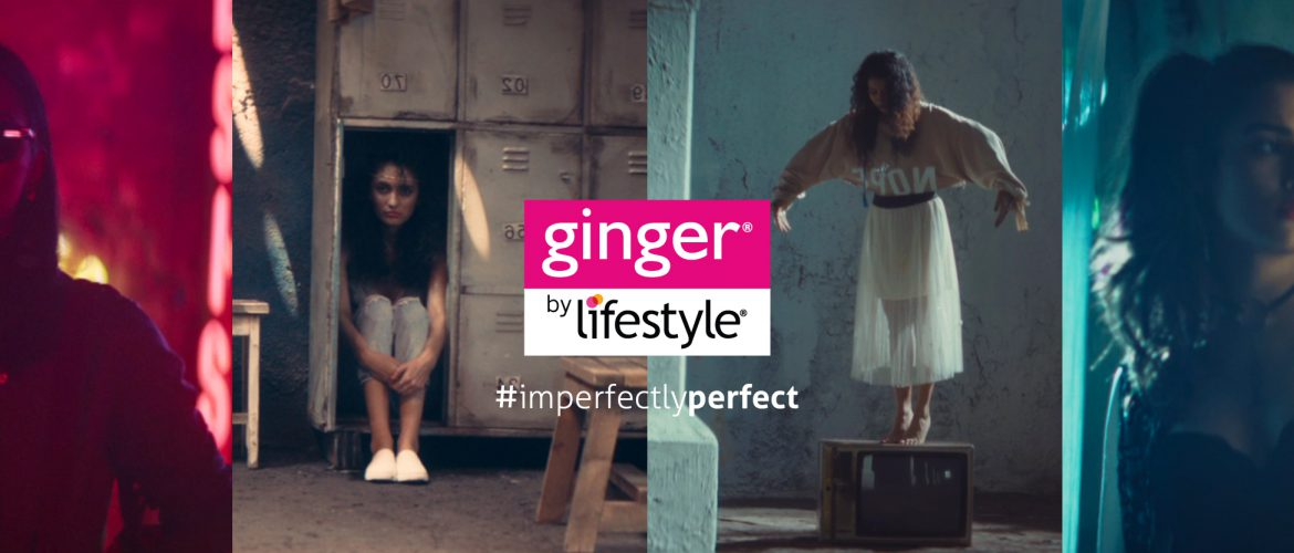 Ginger Girl #ImperfectlyPerfect