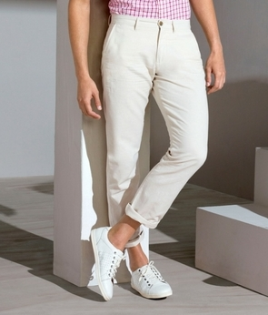 mens casual pants style