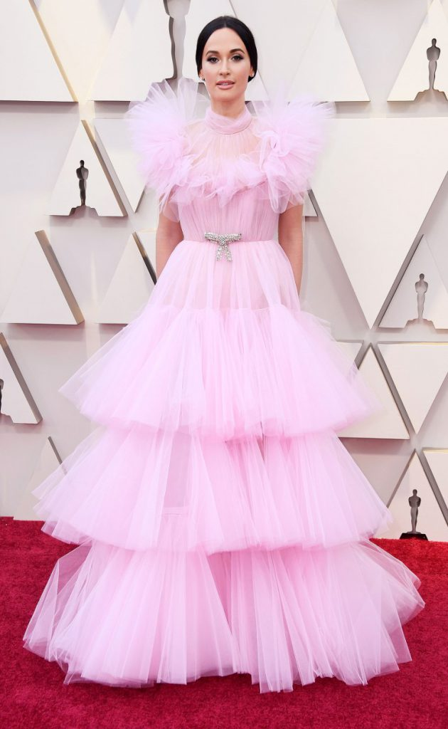 Kacey Musgraves-Oscars-red carpet-style-2019