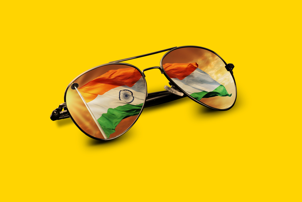 Republic Day tri color fashion