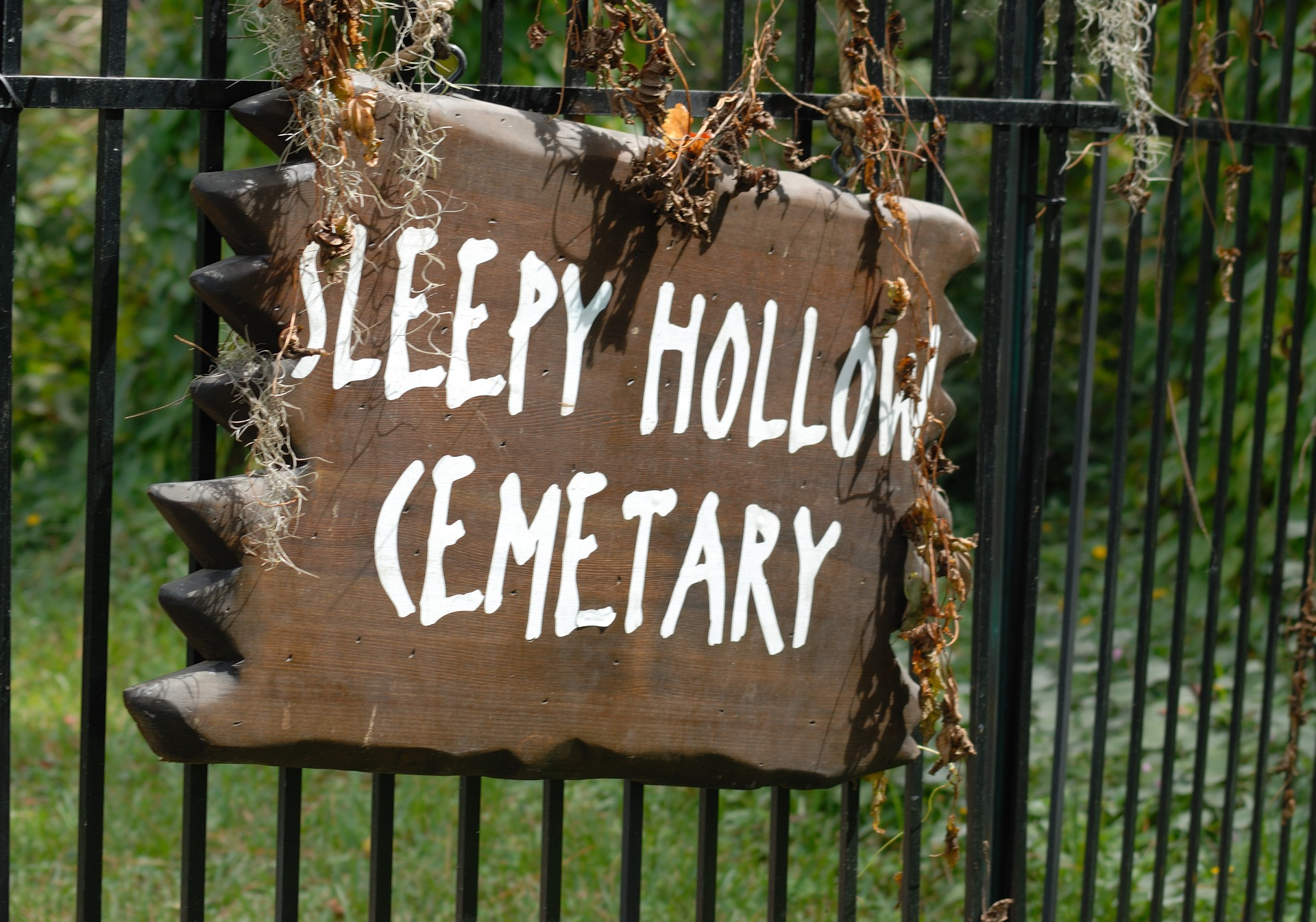 Halloween haunted places
