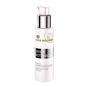 Yves Rocher White Botanical Exceptional Youth Essence skincare Lifestyle